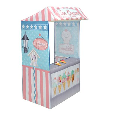 Ice Cream Parlor Play Tent