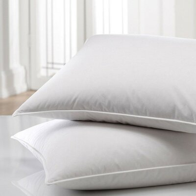 Hypoallergenic Bed Sleeping Down Alternative Pillow Size: Queen