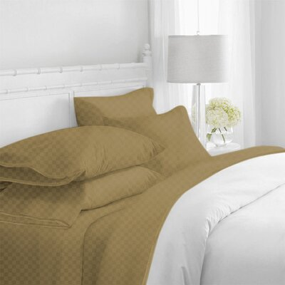 Sheet Set Color: Taupe, Size: King