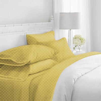 Sheet Set Color: Gold, Size: King
