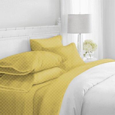 Sheet Set Color: Gold, Size: Queen