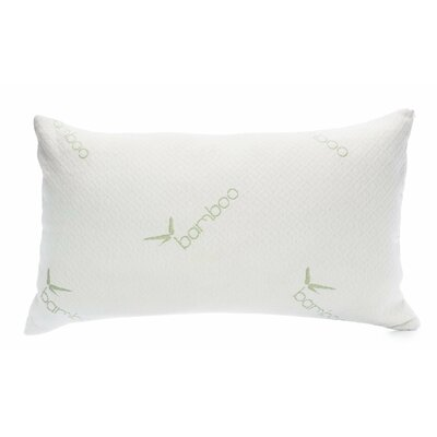 Hypoallergenic Comfort Memory Foam Queen Pillow