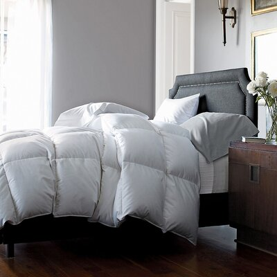 All Season Down Alternative Duvet Comforter Size: Full / Queen