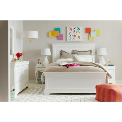 Teaberry Lane Panel Bed