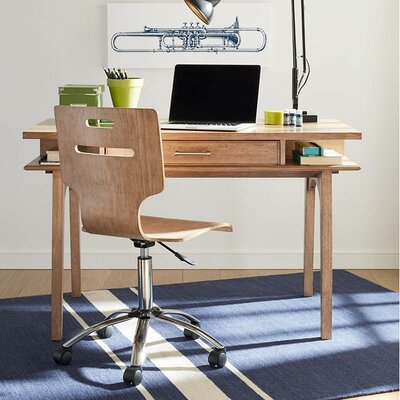 High-class Square Writing Desk Product Photo