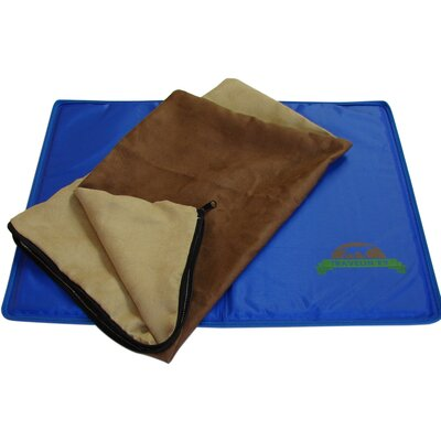 Gel Cooling Utility Mat Mat Size: Rectangle 18 x 211