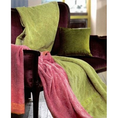 Spa Sleep Pad Blanket Size: 80 L x 76 W, Color: Mauve
