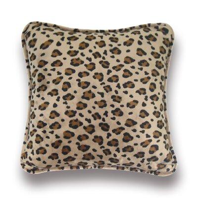 Greeson Leopard Throw Pillow