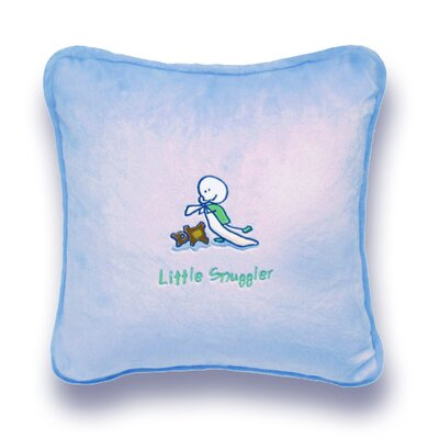 Greig Little Snuggler Throw Pillow