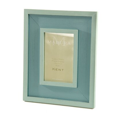 Kent Picture Frame Color: Blue 7489