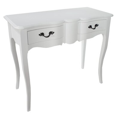 Soprano Console Table Finish: Light Gray