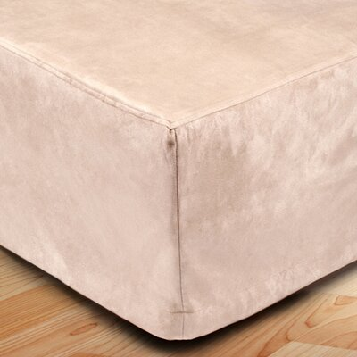 Montana Bed Skirt Color: Off White