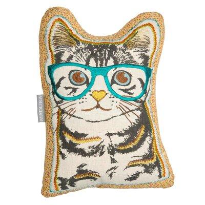 So Cute Lumbar Pillow Size: 14.04 H x 7.48 W x 0.39 D