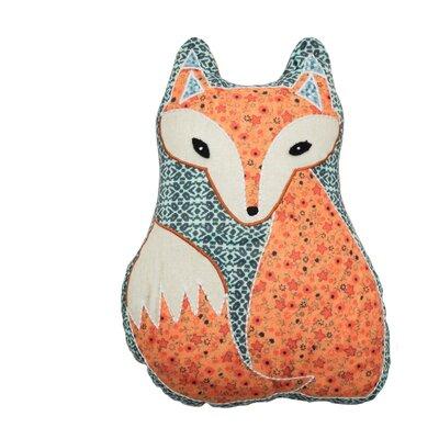 Wise Fox Pillow