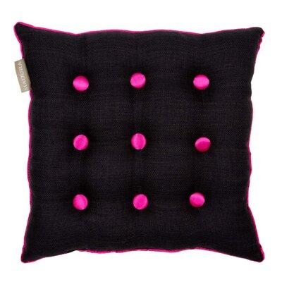 Lina Throw Pillow Color: Gray