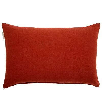 Amish Pillow Cover Color: Brick