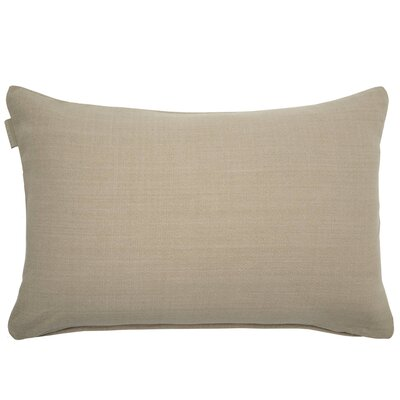 Amish Pillow Cover Color: Light Beige