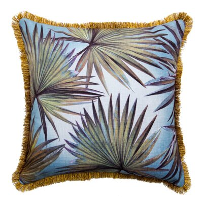 Tropical Mist Pillow Cover