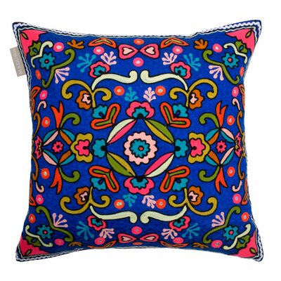 Ashram Pillow Cover