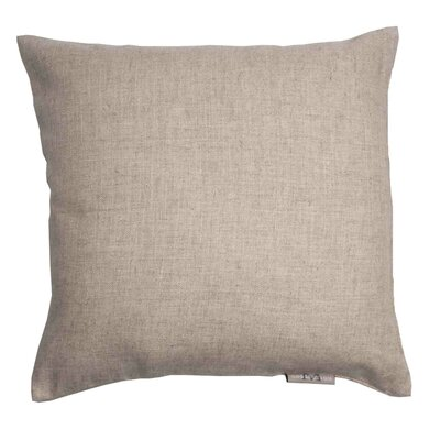 Bellevue Pillow Cover Color: Light Beige