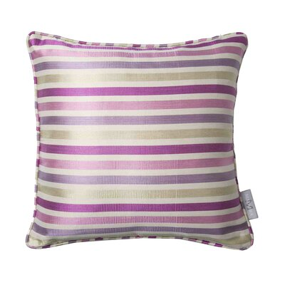 Berlingot Pillow Cover Color: Red Pink