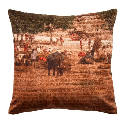 Agra Pillow Cover