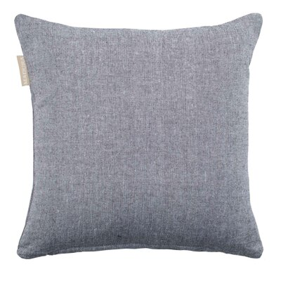 Campana Pillow Cover Color: Anthracite