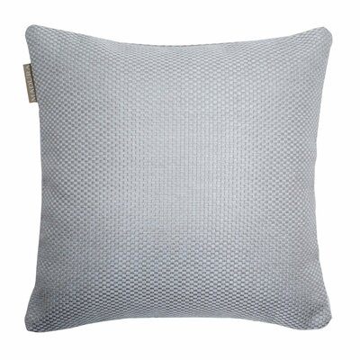 Coconut Pillow Cover Color: Pale Gray