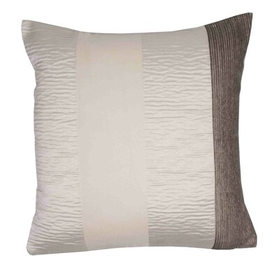 Bellagio Pillow Cover Color: Off White