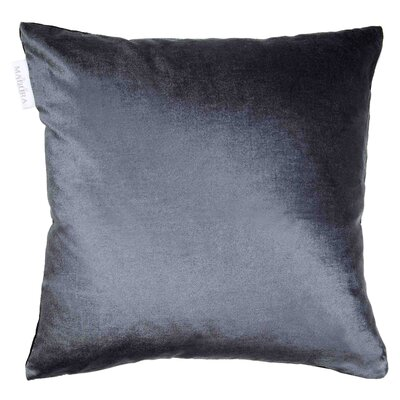 Castiglione Pillow Cover Color: Gray/Black