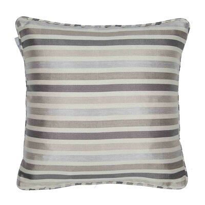 Berlingot Pillow Cover Color: Light Gray