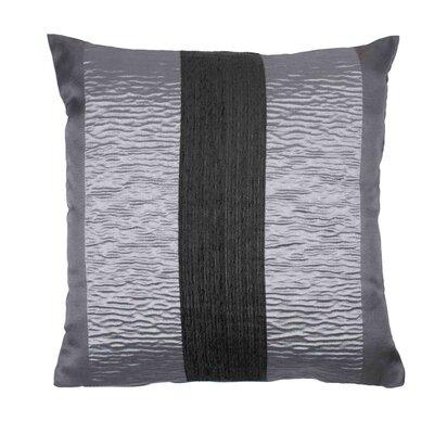 Bellagio Pillow Cover Color: Gray