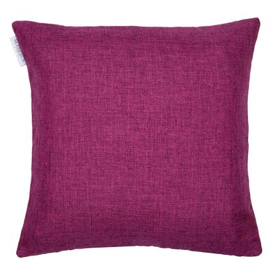 Cinnamon Pillow Cover Color: Red Pink