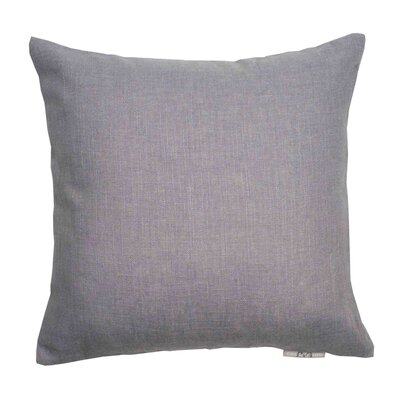 Bellevue Pillow Cover Size: 23.4 H x 23.62 W x 0.39 D, Color: Light Beige