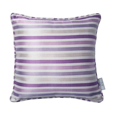 Berlingot Pillow Cover Color: Purple