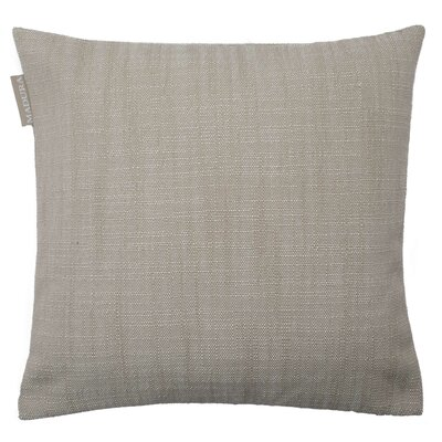 Harmony Pillow Cover Color: Gilded Beige
