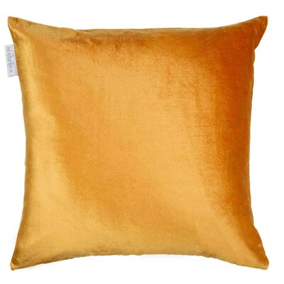 Castiglione Pillow Cover Color: Light Orange