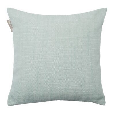 Harmony Pillow Cover Color: Pale Green