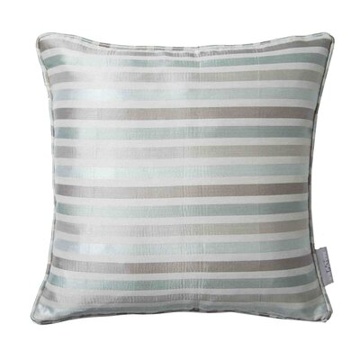Berlingot Pillow Cover Color: Light Blue