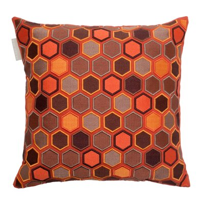 Honey Pillow Cover Color: Brick