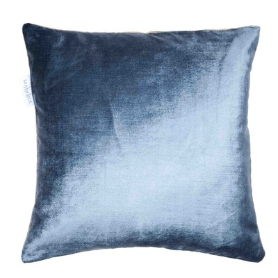 Castiglione Pillow Cover Color: Blue/Gray