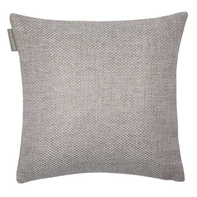 Coconut Pillow Cover Color: Light Beige