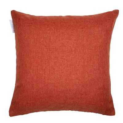 Cinnamon Pillow Cover Color: Orange