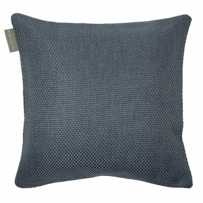 Coconut Pillow Cover Color: Dark Gray