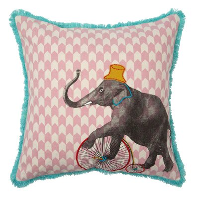 Circus Pillow Cover