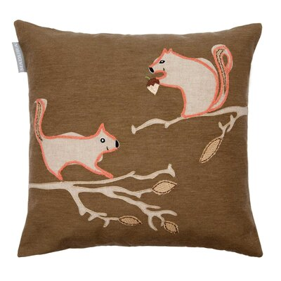 Ecureuils Pillow Cover