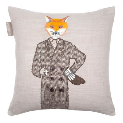 Gentleman Pillow Cover