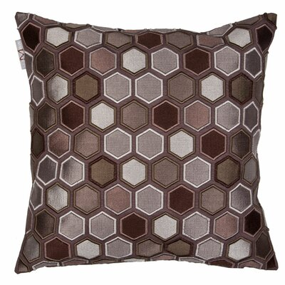 Honey Pillow Cover Color: Beige