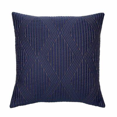 Nahua Pillow Cover Color: Blue