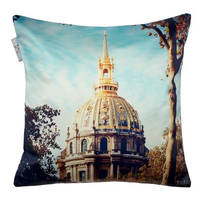 Invalides Pillow Cover